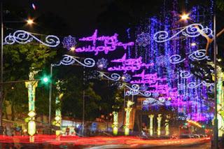 Perayaan Unik Hari Raya Komunitas Muslim Singapura