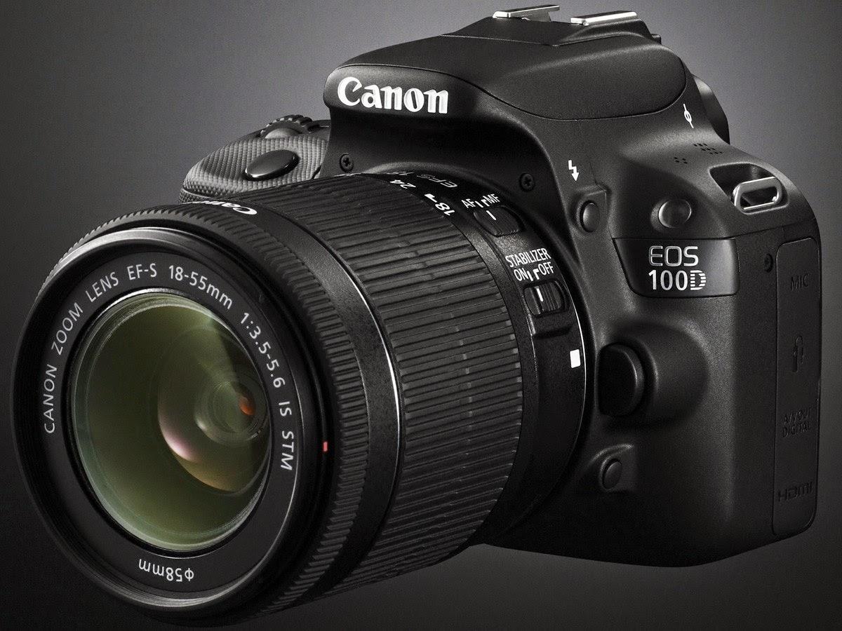 Nikon vs Canon, Canon EOS 100D, HDR mode, Canon DSLR camera, kamera DSLR, Canon EOS