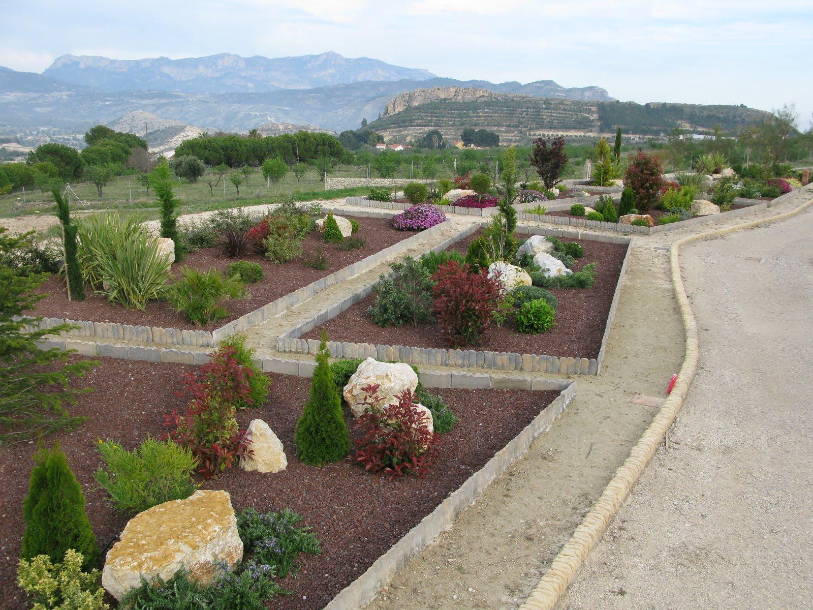 Jard N Mediterraneo Monta A Jardiner A Benidorm