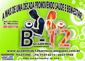 B12 Academia em Barrocas