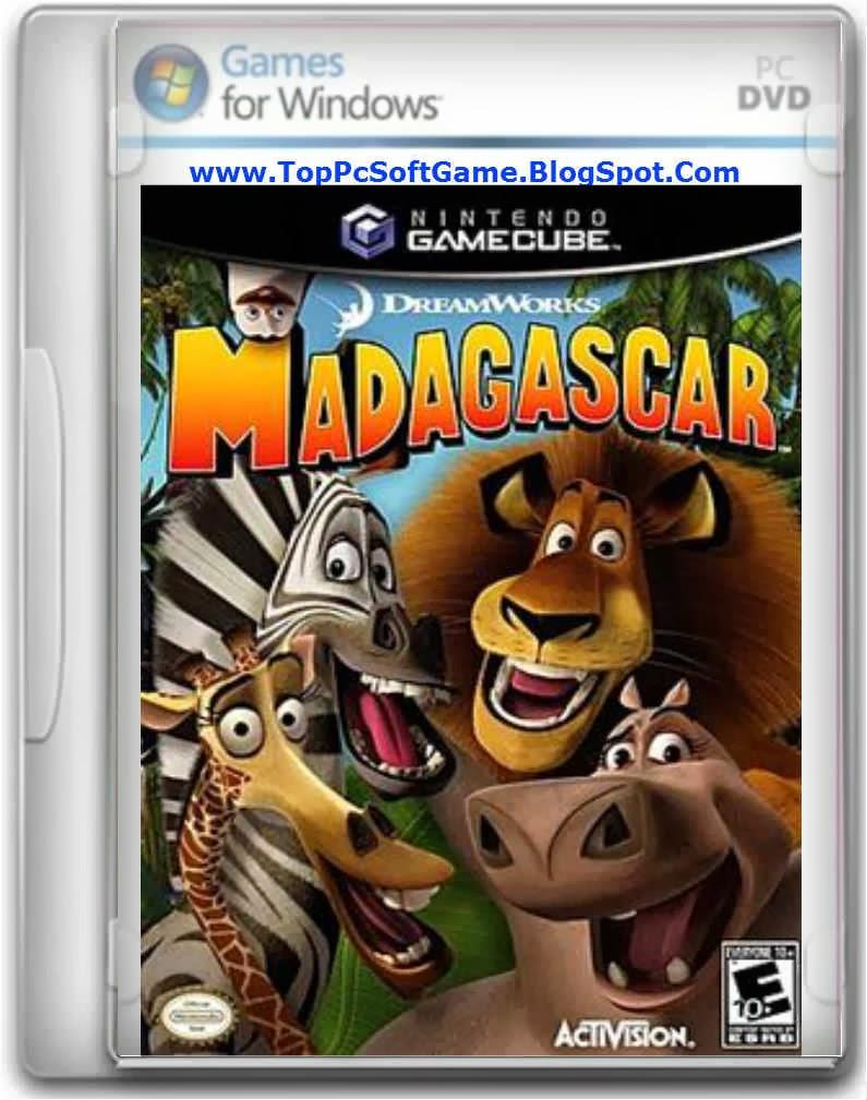 madagascar pc game download