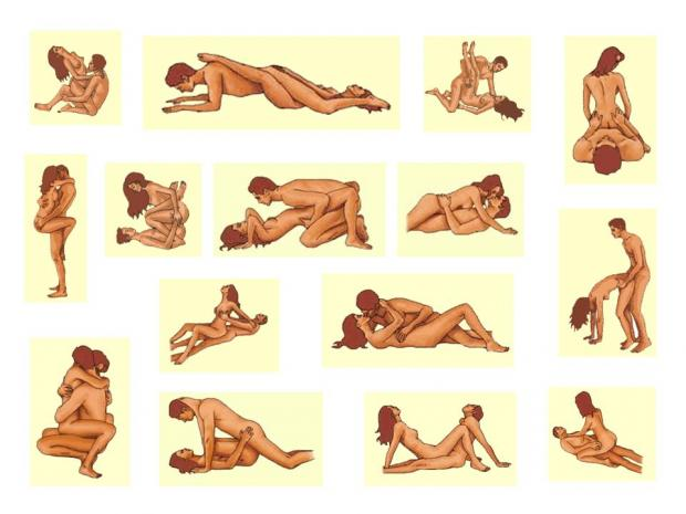 Kama sutra hot sex positions