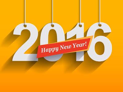 happy new year status 2016