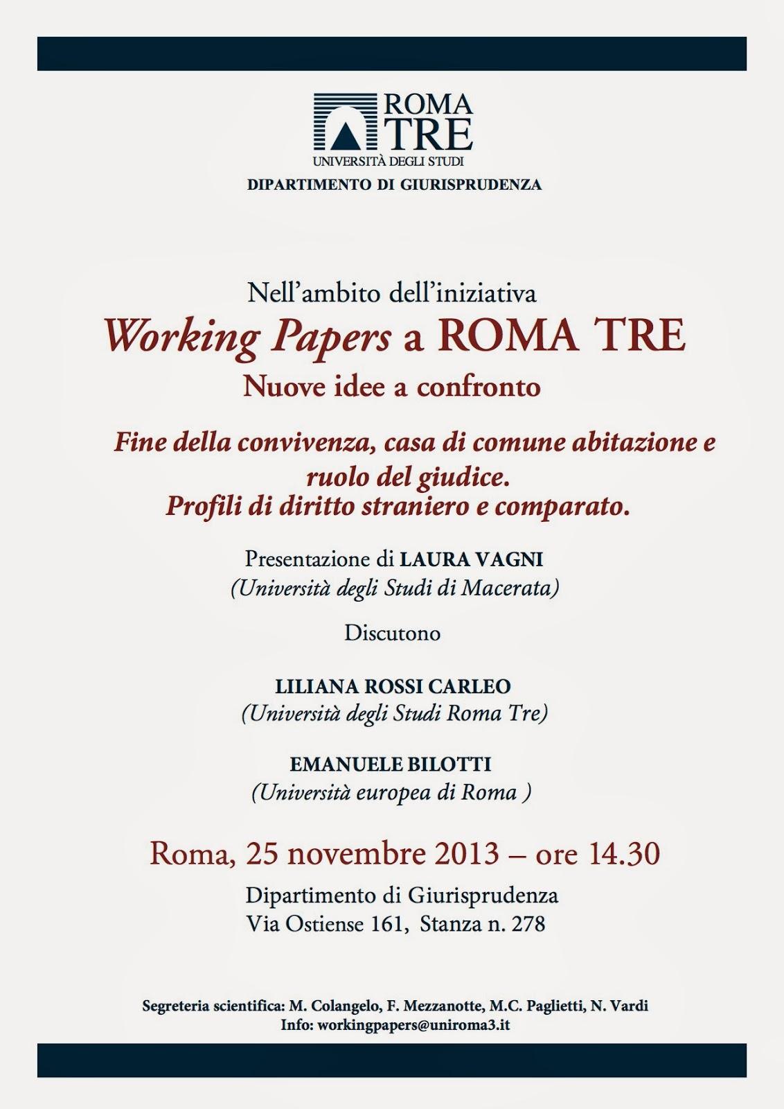 Archivio internazionale associazione italiana di diritto - Casa in comproprieta e diritto di abitazione ...
