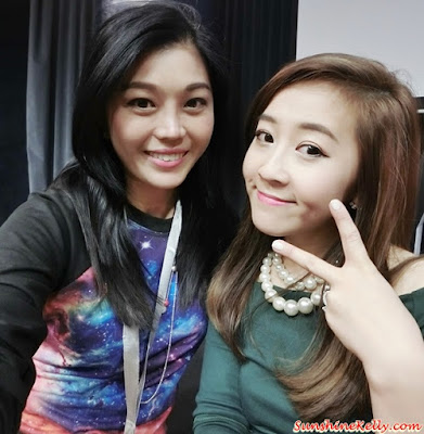 Video Interview, YouTube Fan Fest 2015 Singapore, YouTube Fan Fest, youtuber, Bubzbeauty from HK