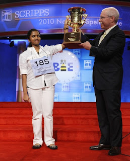 Scripps National Spelling Bee, Anamika Veeramani