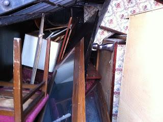 Evacuare mobila veche din apartamente