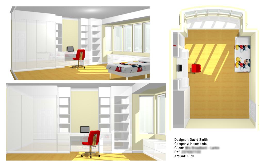david dangerous interior design projects   in progress