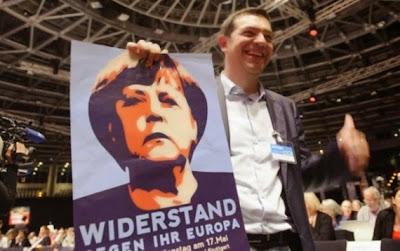 Guardian: Η τερατώδης ηγέτης και αρχιέρεια της λιτότητας, πρέπει να νικηθεί από τις δυνάμεις της ελπίδας…