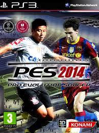 Pro Evolution Soccer 2014 (PS3) DEMO  PES+2014+DEMO-1