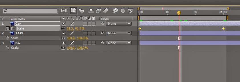 AE Animation 101 Keyframe Tip 01