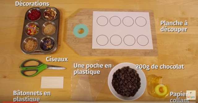Sucettes en chocolat Sarah Mesbahi Etat de choc Les ateliers sucrés