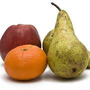 Frutas y verduras. ¿Cuál os gusta más? Haced click en la imagen para verla a . frutasverduras
