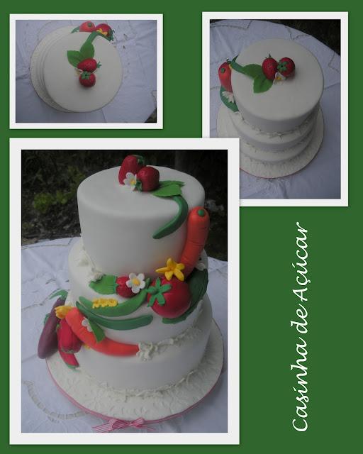 Cake Design Em Lisboa : Bolinhos e legumes: 10 anos em familia - Lara Correia ...