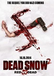Dead Snow 2: Red vs. Dead 2014 film