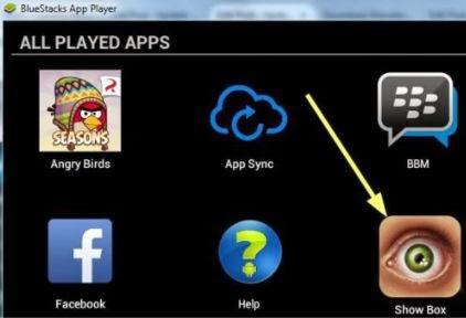 descargar showbox para pc , gratis descargar aplicación Showbox para windows