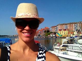 Karlskrona hockey wife