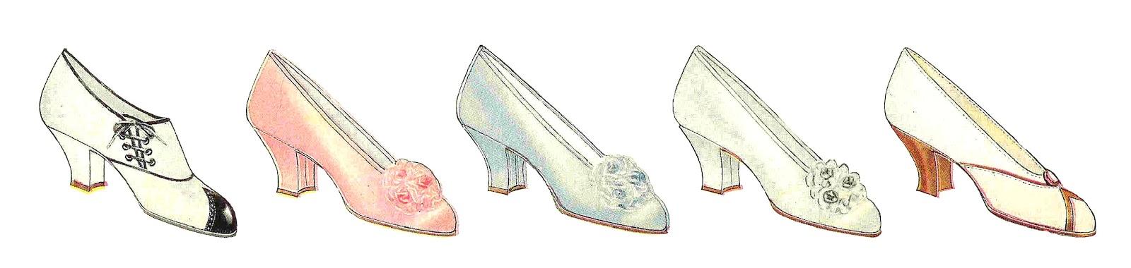 Model Clipart  Woman Shoe