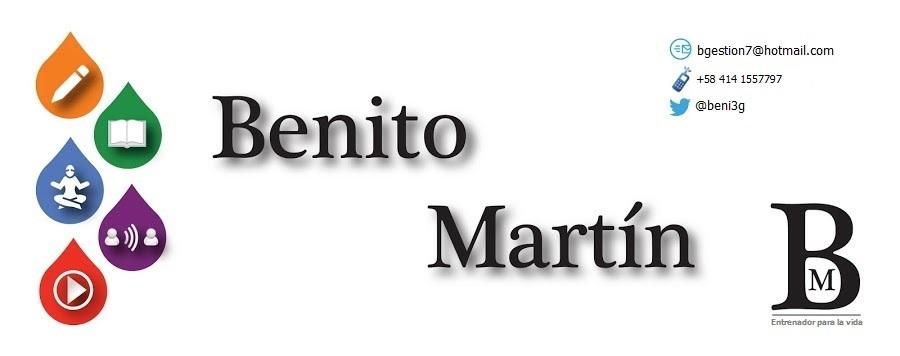 | Benito Martín | Entrenador para la Vida |