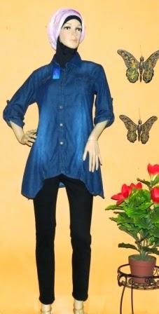 Blus Jeans Trendy AJ938
