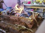 యజ్ణం లో నాగేంద్ర స్వామీ సాక్షాత్కారం