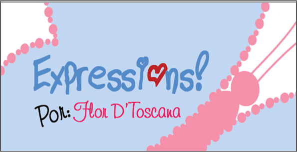 """""""Expressions"""" por Flor DToscana"""
