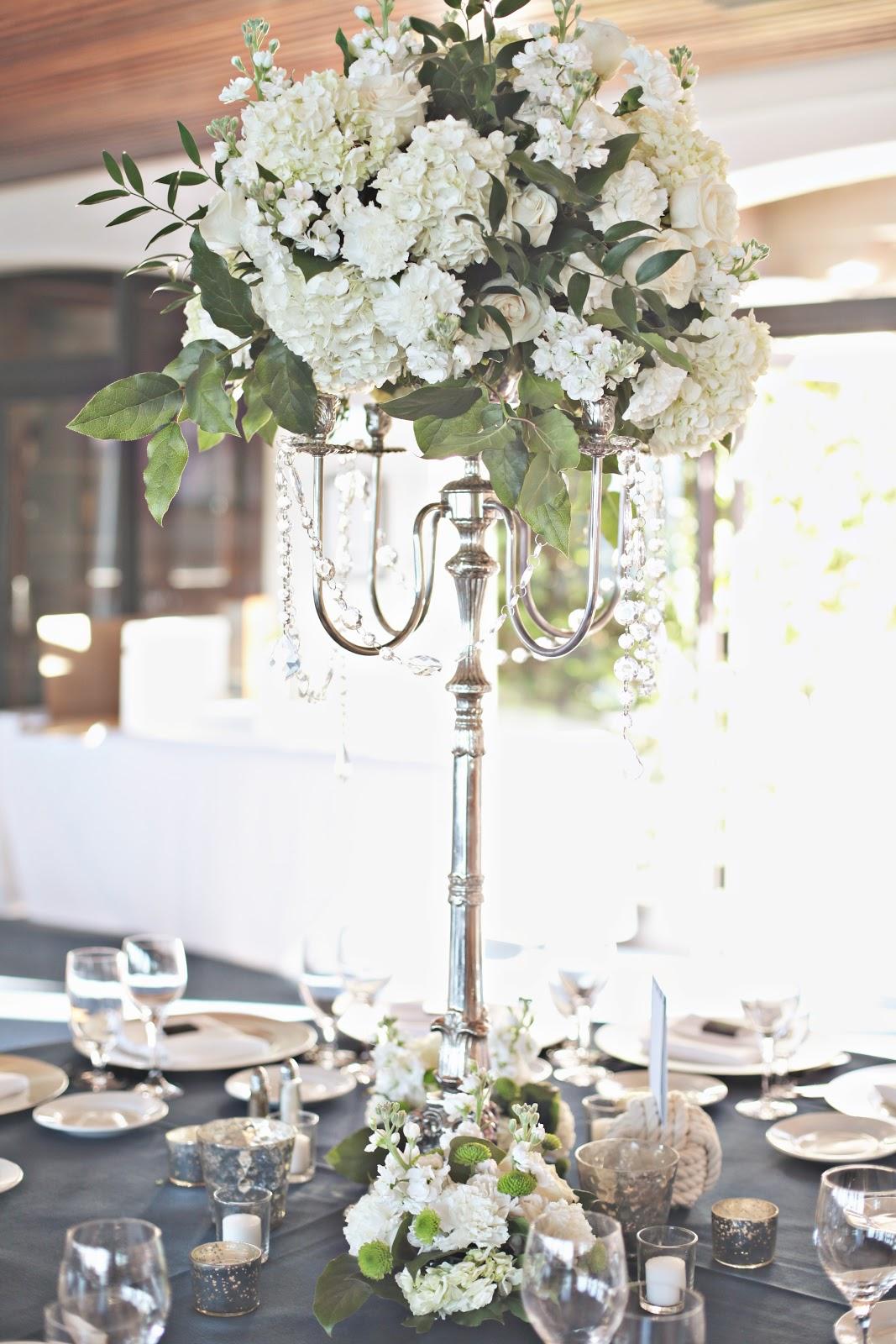 In Full Bloom by MJL: Nautical Blue & White Wedding - Golden Gate ...