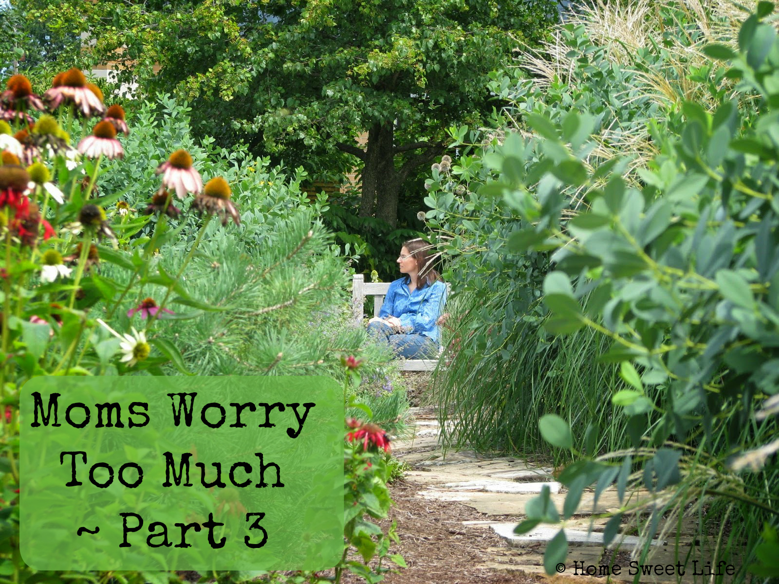 Moms and worry