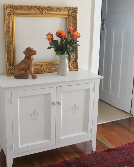 ornate gold frame lilyfield life french furniture paint sydney