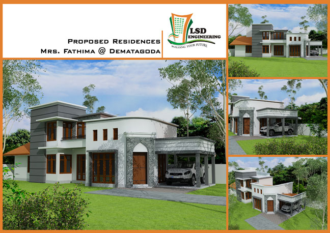 Modern homes plans sri lanka home design and style for Sri lanka house plans modern