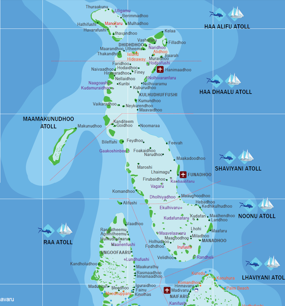 Lets Nailed The World Maldives The Sunny Side Of Life - Maldives map world