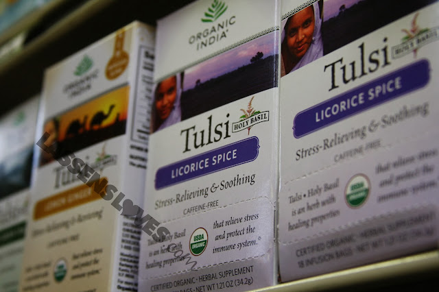 Tulsi+tea, Holy+Basil