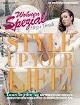 "Februar 2013: Magazin ""Style up your life"" in der LIVING Ausgabe"