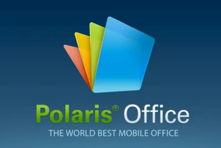 how to delete polaris office android
