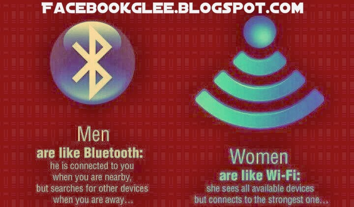 woman are wifi