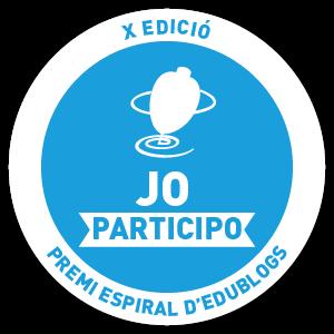 X PREMI ESPIRAL EDUBLOGS