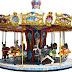 Carousel - Merry Go Round Animals