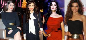 Select Actress for The Best Sense of Fashion from Bollywood