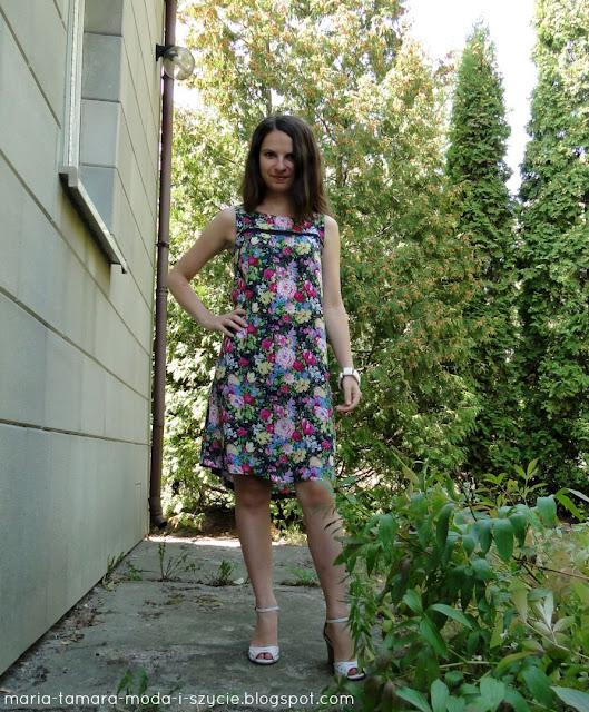 sukienki w kwiaty lato