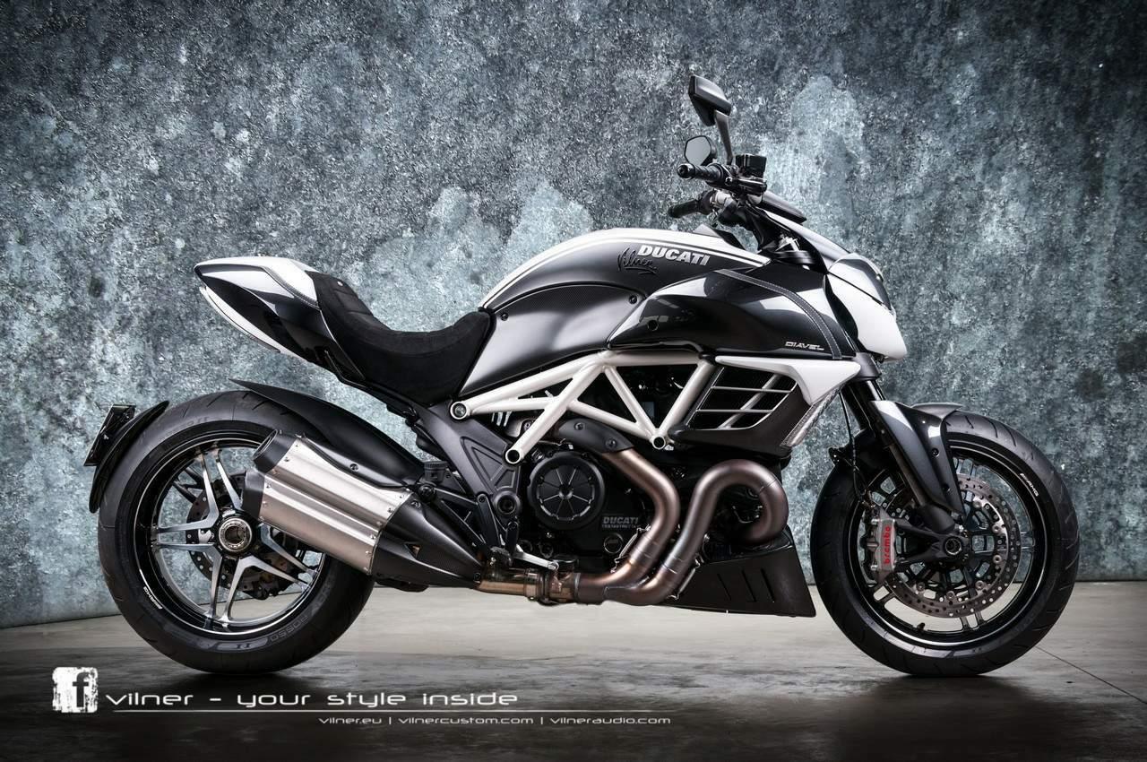 Ducati Diavel Amg Specs