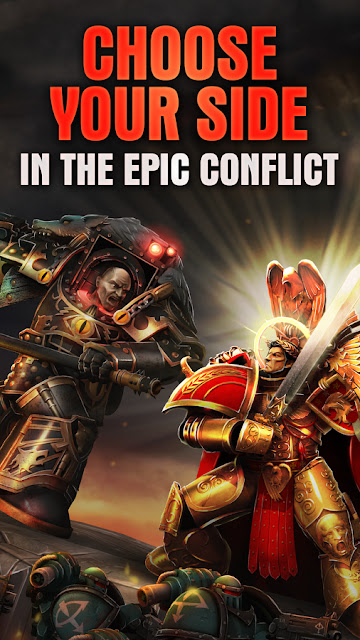 The Horus Heresy Drop Assault New v1.2.0 Mod Apk (Mega Mod)
