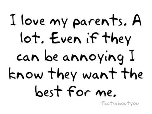 Quotes About Love Parents : never know the love of our parents for us until we have became parents