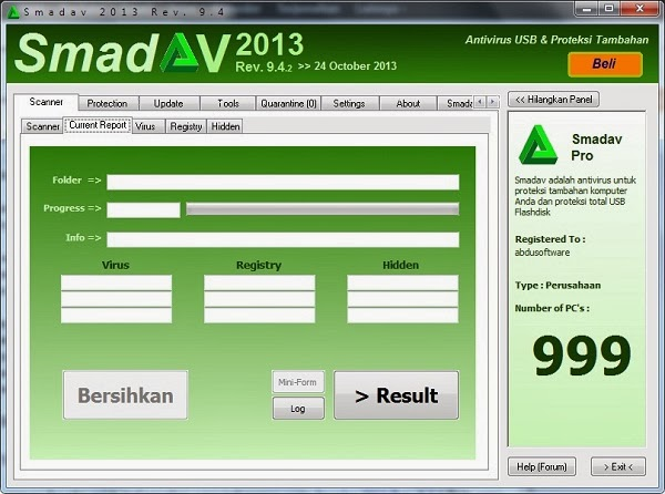DOWNLOAD SMADAV 2013 TERBARU - DOWNLOAD DISINI