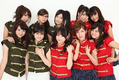 空姐系少女團體 PASSPO☆
