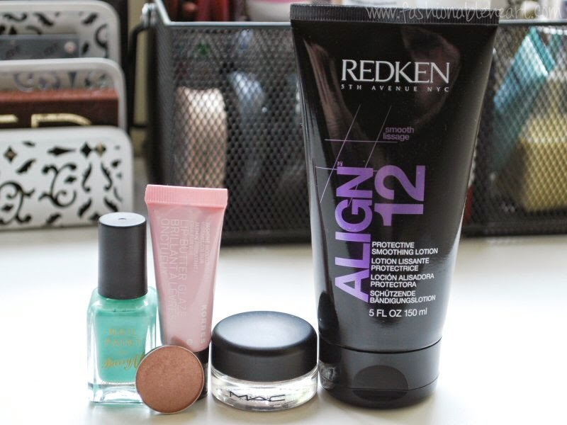 Barry M Korres MAC Redken