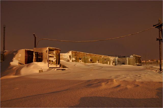 Норильск, фото, Кайеркан.