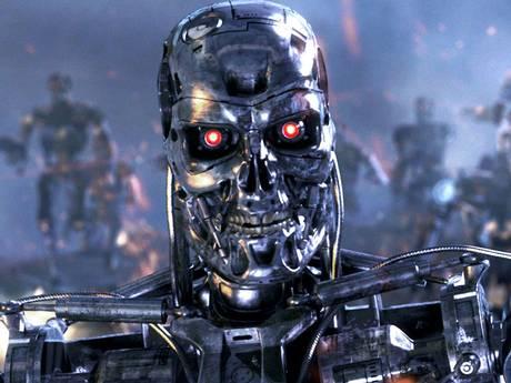 Robot Öldürücü Oyunu