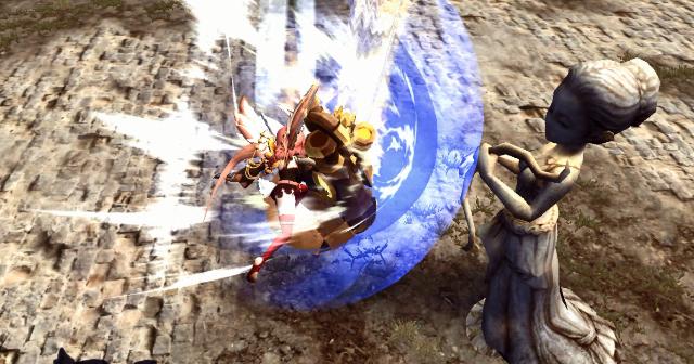 Skill Build Defena Dragon Nest