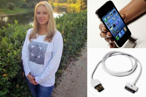 Wanita Ini Tewas Tersetrum iPhone Saat Mandi