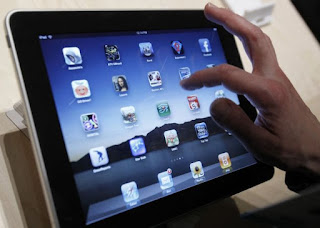 Apple Next Generation of Tablet is iPad HD